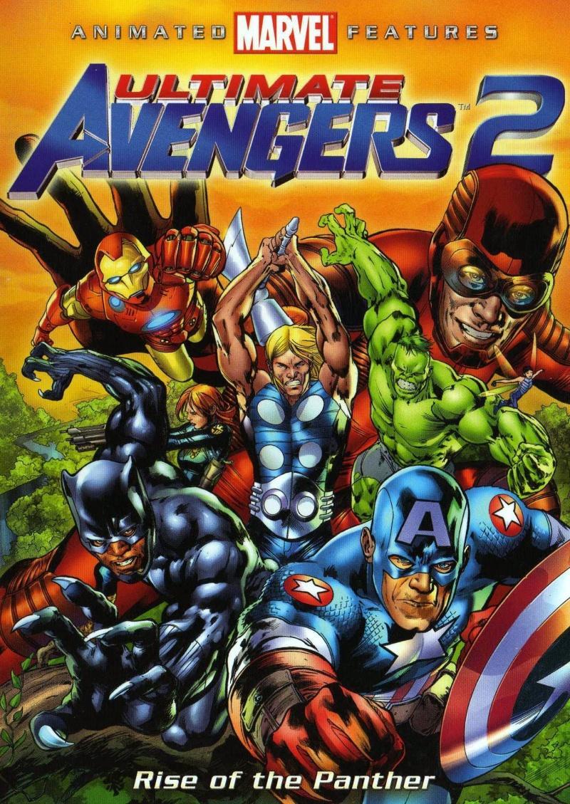 Новые Мстители 2