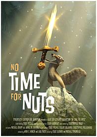 Нет  время для орехов