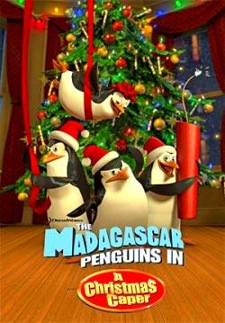 Пингвины из Мадагаскара: Операция «С новым годом»