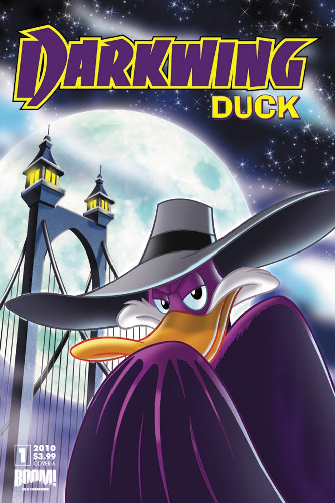 Черный Плащ / Darkwing Duck