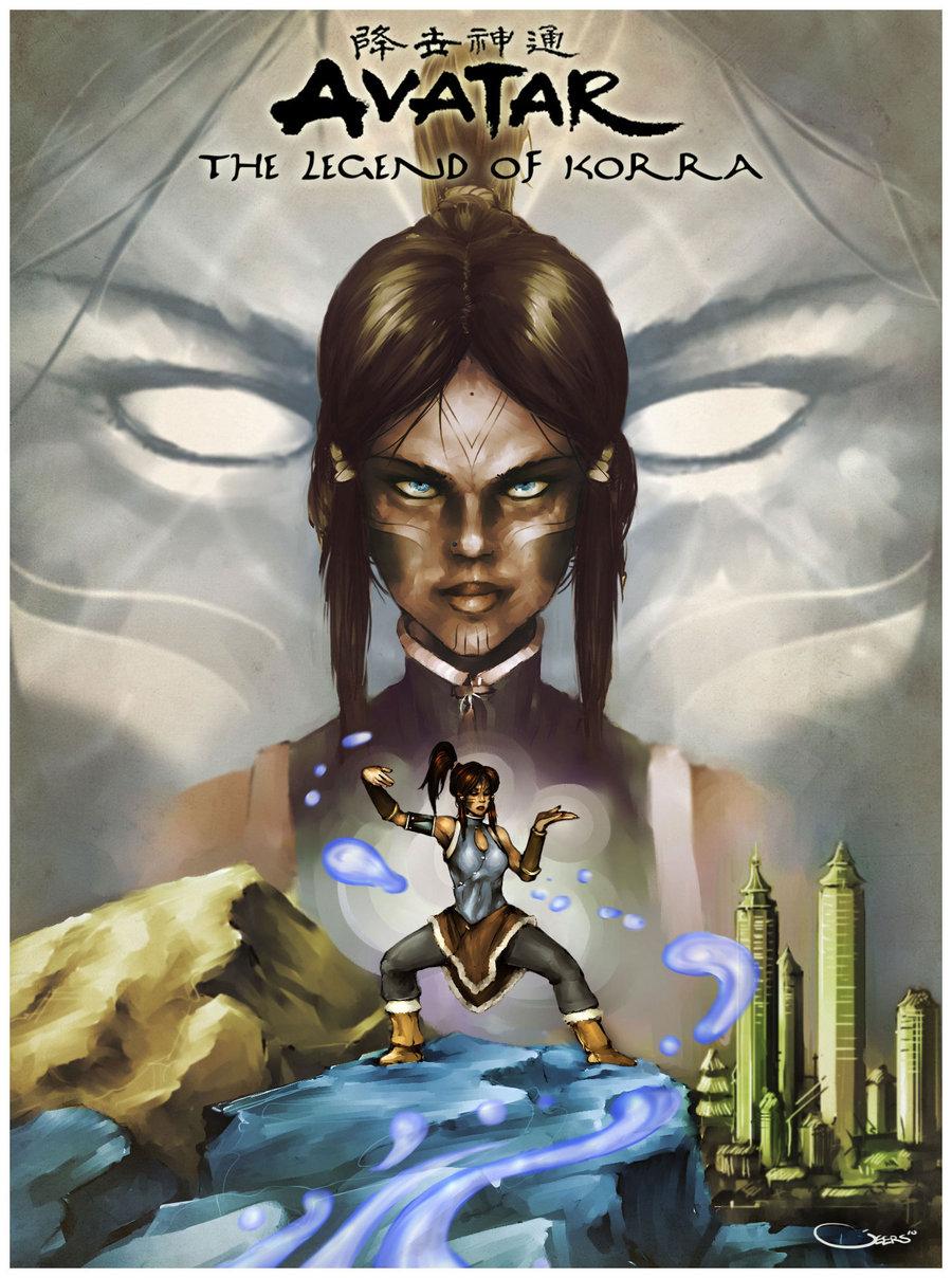 Аватар: Легенда о Корре / The Last Airbender: The Legend of Korra