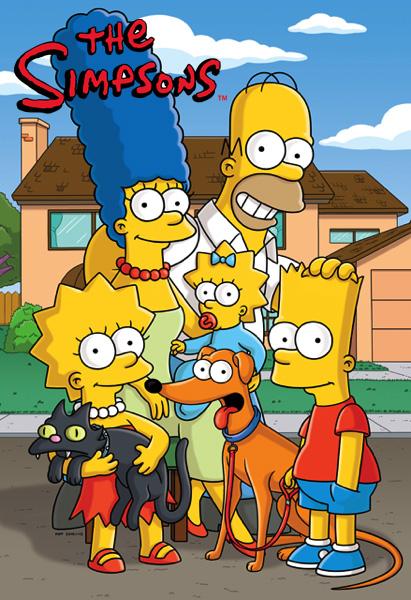 Симпсоны / The Simpsons 1-23 Сезоны